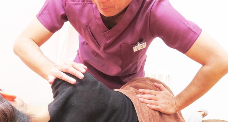 産前・産後のボディケア+骨盤矯正